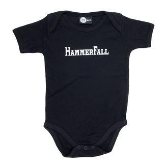 body dětské Hammerfall - Logo - Black, Metal-Kids, Hammerfall