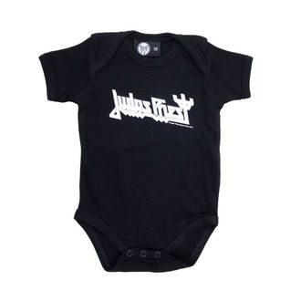 body dětské Judas Priest - Logo - Black - Metal-Kids - 417-30-8-7