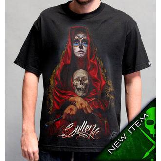 tričko pánské SULLEN - Acuna Badge - Blk - SCM0138_BK