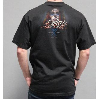 tričko pánské SULLEN - Acuna Badge - Blk