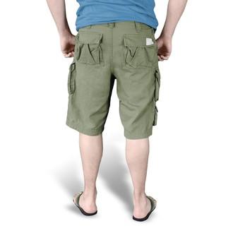 kraťasy pánské SURPLUS - Trooper Shorts - Gewas