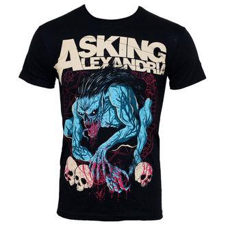 tričko pánské Asking Alexandria - Gargoyle - PLASTIC HEAD, PLASTIC HEAD, Asking Alexandria