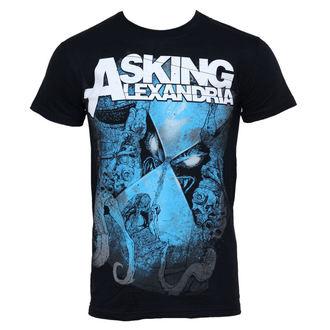 tričko pánské Asking Alexandria - Hourglass - PLASTIC HEAD, PLASTIC HEAD, Asking Alexandria