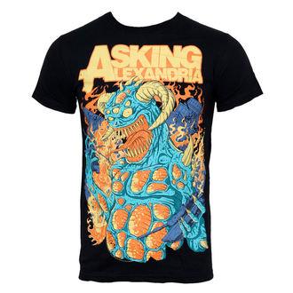 tričko pánské Asking Alexandria - Monster - PLASTIC HEAD - PH6055