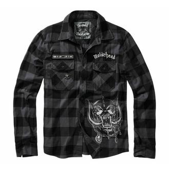 košile pánská BRANDIT - Motörhead - Checkshirt, BRANDIT, Motörhead