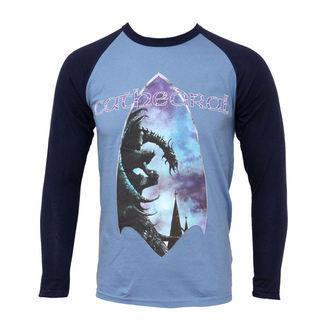 tričko pánské s dlouhým rukávem Cathedral - The Last Spire - PLASTIC HEAD, PLASTIC HEAD, Cathedral