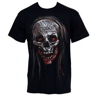 tričko pánské Cannibal Corpse - Skull - PLASTIC HEAD, PLASTIC HEAD, Cannibal Corpse