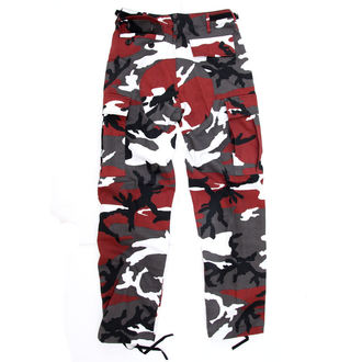 kalhoty pánské MMB - US BDU - RED-CAMO, MMB