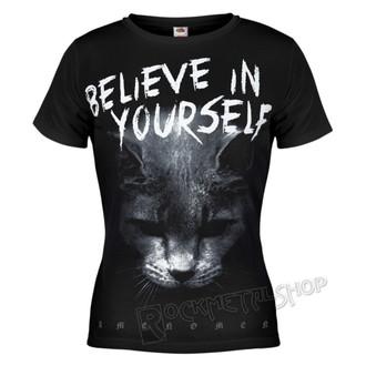 tričko dámské AMENOMEN - BLIND CAT