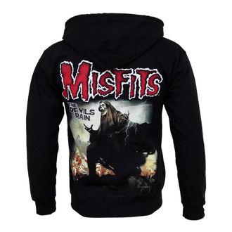 mikina pánská Misfits - The Devils' s Rain - PLASTIC HEAD, PLASTIC HEAD, Misfits