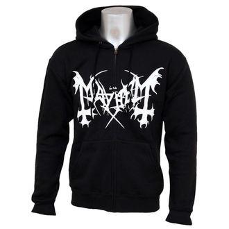 mikina pánská Mayhem - De Mysteriis Dom Sathanas - PLASTIC HEAD, PLASTIC HEAD, Mayhem