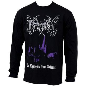 tričko pánské s dlouhým rukávem Mayhem - De Mysteriis Dom Sathanas - PLASTIC HEAD, PLASTIC HEAD, Mayhem
