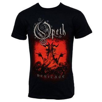 tričko pánské Opeth - Herigage - PLASTIC HEAD - PH7036