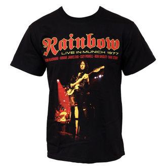 tričko pánské Rainbow - Live In Munich - PLASTIC HEAD, PLASTIC HEAD, Rainbow