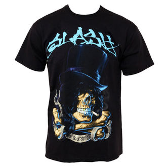 tričko pánské Slash - Smoking Skull - PLASTIC HEAD, PLASTIC HEAD, Guns N' Roses