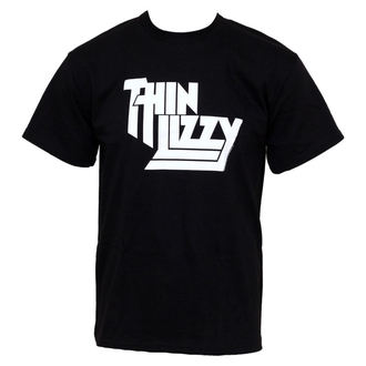 tričko pánské Thin Lizzy - Classic Logo - PLASTIC HEAD, PLASTIC HEAD, Thin Lizzy
