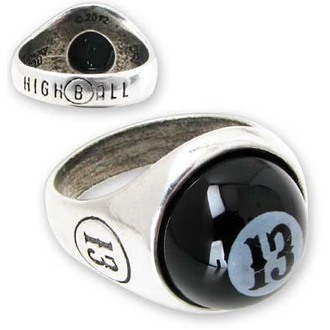 prsten High Ball  - ALCHEMY GOTHIC - ULR11