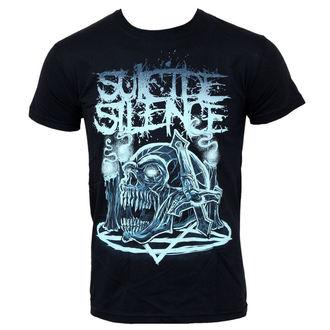 tričko pánské Suicide Silence - The Ritual - Blk - LIVE NATION - 10283