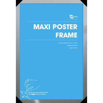 rám na plakát (61x91,5 cm) - Silver - GB Posters, GB posters