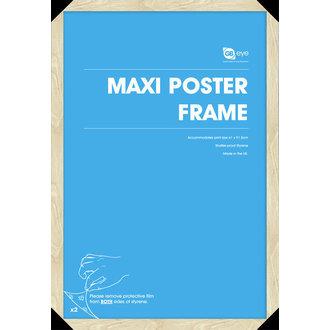 rám na plakát (61x91,5 cm) - Beech - GB Posters, GB posters