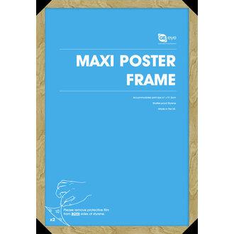 rám na plakát (61x91,5 cm) - Oak - GB Posters, GB posters