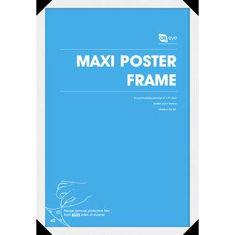rám na plakát (61x91,5 cm) - White - GB Posters -  FMMXA1WH