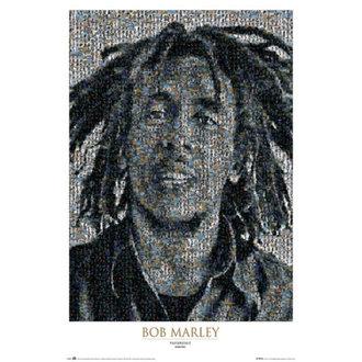 plakát Bob Marley - Mosaic II - GB Posters, GB posters, Bob Marley