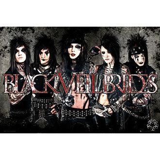 plakát Black Veil Brides - Leather - GB Posters, GB posters, Black Veil Brides