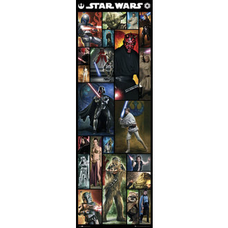 plakát  Star Wars - Compilation - GB Posters, GB posters