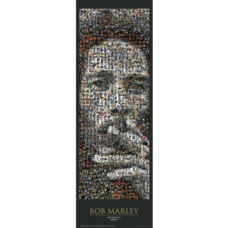 plakát Bob Marley - Mosaic - GB Posters - DP0019