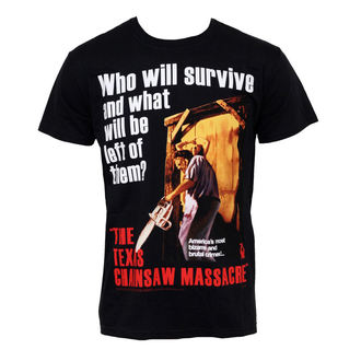 tričko pánské Texas Chainswas Massacre - Bizarre