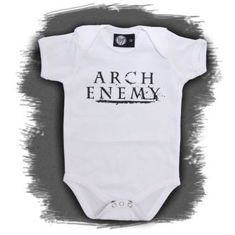 body dětské Arch Enemy - Logo - White - Metal-Kids, Metal-Kids, Arch Enemy