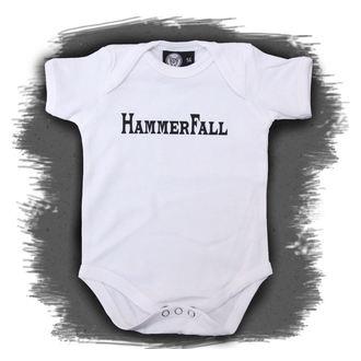 body dětské Hammerfall - Logo - White - Metal-Kids, Metal-Kids, Hammerfall