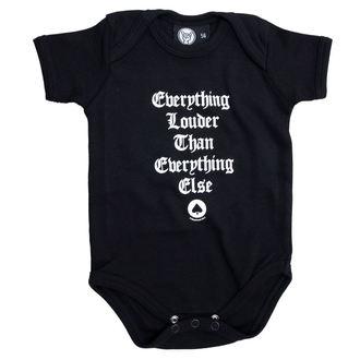 body dětské Motorhead - Everything - Metal-Kids, Metal-Kids, Motörhead