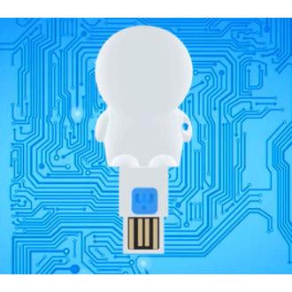 USB čtečka micro SD karet (flash disk) - STAR WARS - Yoda, NNM, Star Wars