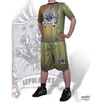 dres a kraťasy Sepultura 'Sepularmy 1', Sepultura