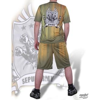 dres a kraťasy Sepultura 'Sepularmy 1', NNM, Sepultura