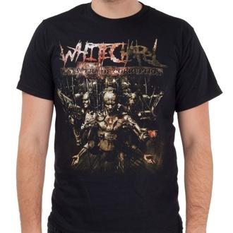 tričko pánské WHITECHAPEL - A New Era Of Corruption - Black - INDIEMERCH, INDIEMERCH, Whitechapel