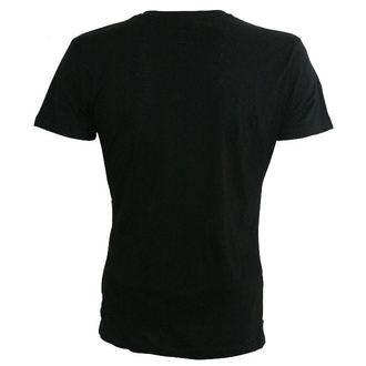 tričko pánské Jack Daniels - Chest Logo - Black, JACK DANIELS