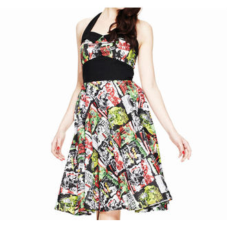 šaty dámské HELL BUNNY - B-Movie 50´s, HELL BUNNY