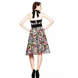 šaty dámské HELL BUNNY - B-Movie 50´s