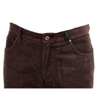 kalhoty pánské manšestrové FUNSTORM - Lanark