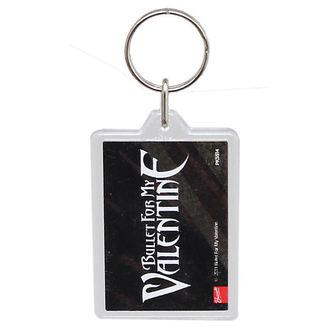 klíčenka (přívěšek) Bullet For My Valentine - Logo - Pyramid Posters, PYRAMID POSTERS, Bullet For my Valentine