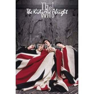 plakát The Who - The Kids Are Alright - Pyramid Posters - PP32115