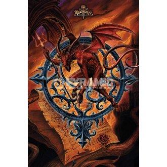 plakát Astrolabeus - Alchemy - Pyramid Posters, ALCHEMY GOTHIC