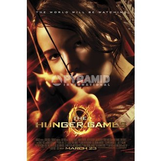 plakát Neca - Hunger Games - Pyramid Posters, PYRAMID POSTERS