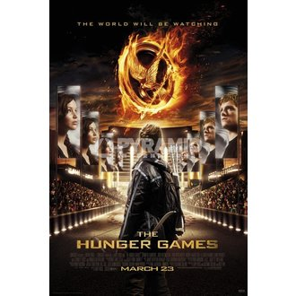 plakát Neca - Hunger Games - Pyramid Posters - PP32757