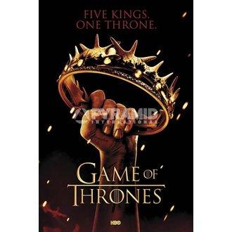 plakát Hra o trůny - Crown - Pyramid Posters, PYRAMID POSTERS