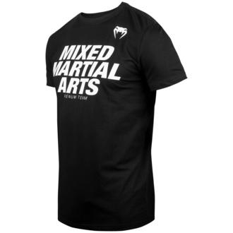 tričko pánské Venum - MMA VT - Black/White, VENUM