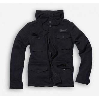 mikina pánská BRANDIT - Detroit Sweat - Black - 3106/2